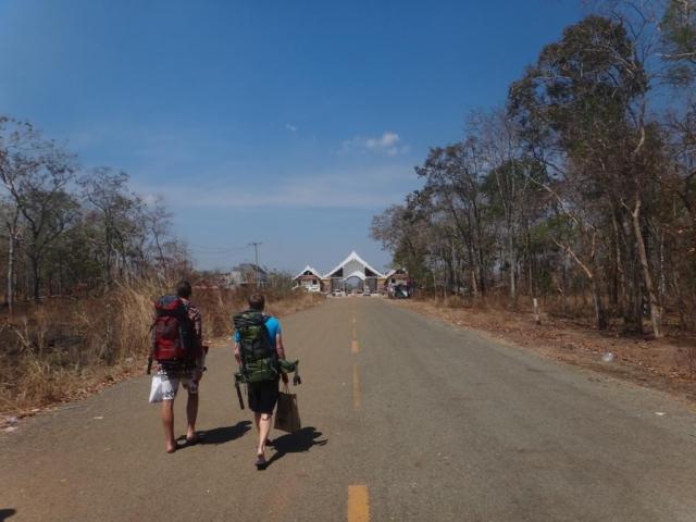 Entre Cambodge et Laos.