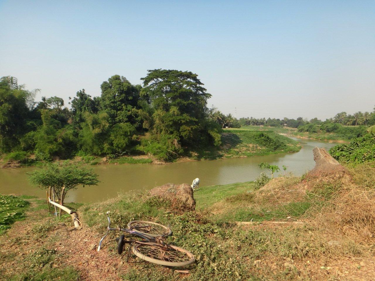 campagne autour de Battambang