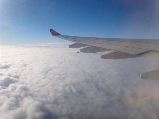En vol pour Beijing