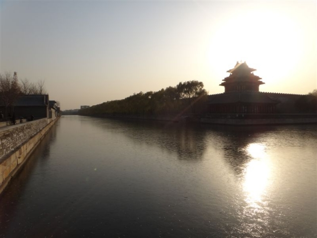 Autour de la cité interdite, la Golden River