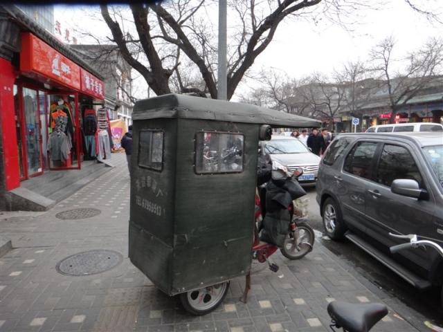 rickshaw pour se deplacer, sous reserve de bien savoir negocier!