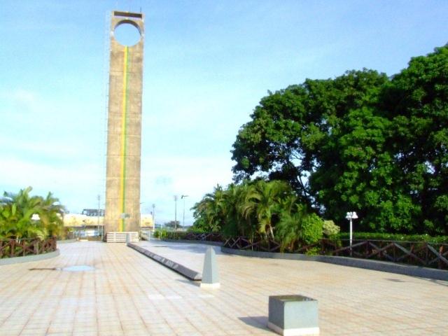 Monumento Do Marco Zero