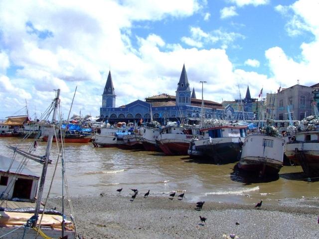 Port de pêche de Belèm