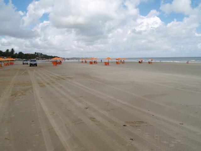 plage à Sao luis