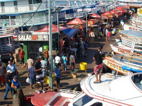 Port de Manaus