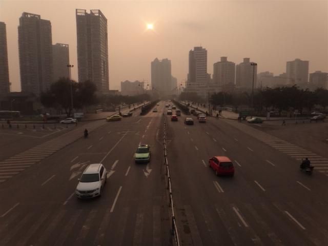 La journée se termine sur Chengdu...
