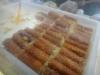 Patisseries sucrées-salées.