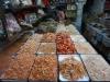 Choix de crevettes séchées