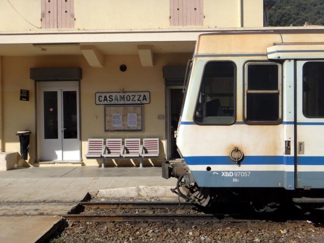 Arrêt à Casamozza