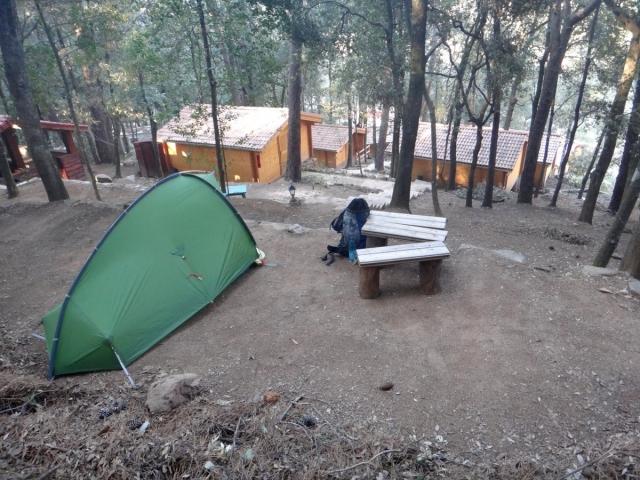 camping à Bonifatu