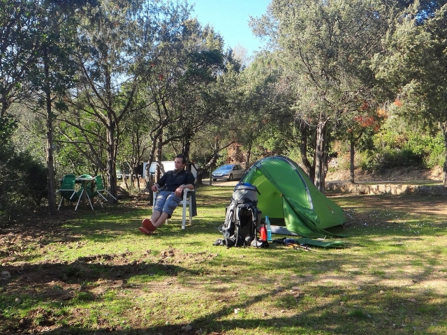 camping du gite de Tuarelli