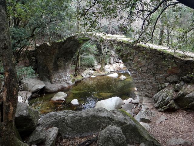 pont génois de Zaglia