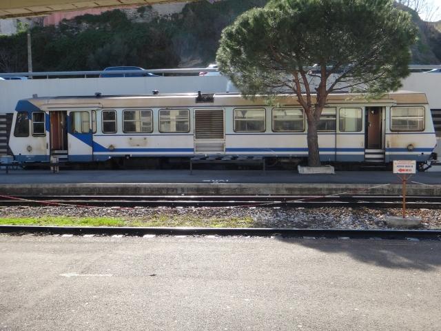 Train à Bastia