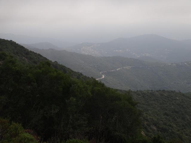 route vers Partinello