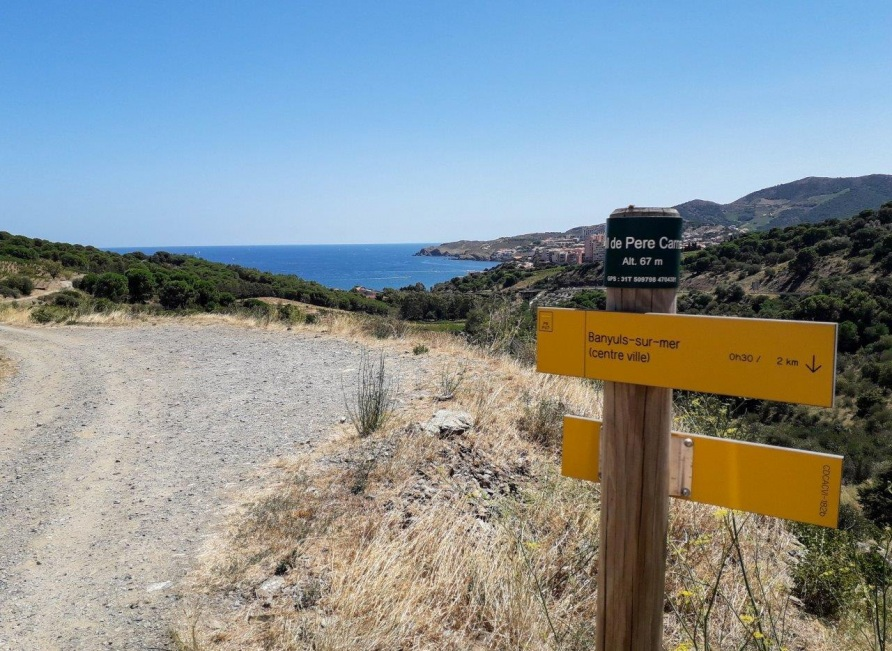 Derniere descente sur Bayuls