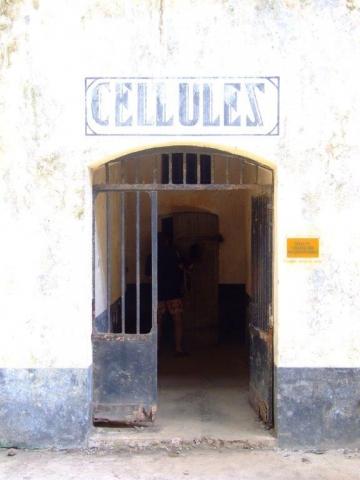 Cellule du bagne