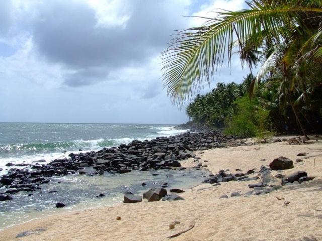 plage de l'île Royale