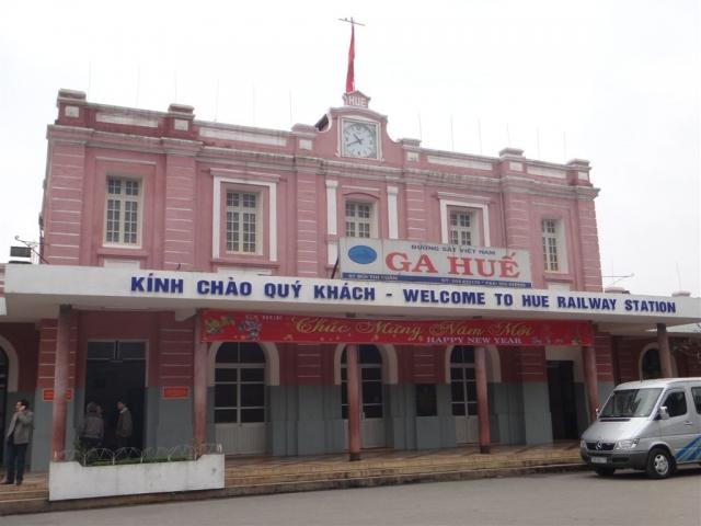 gare de Hue