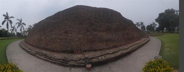 Ramabhar Stupa.