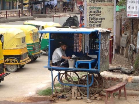 Vendeur de tabac à chiquer.