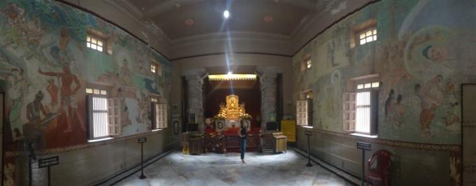 Temple moderne Mulagandhakuti Vihara