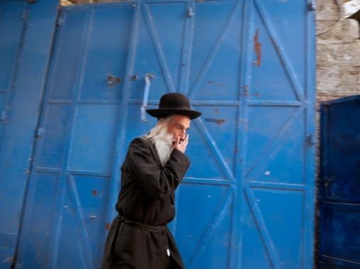Rabbin - Jérusalem
