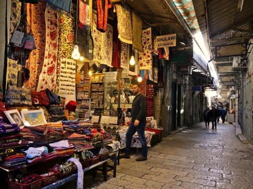 Souks - Jérusalem