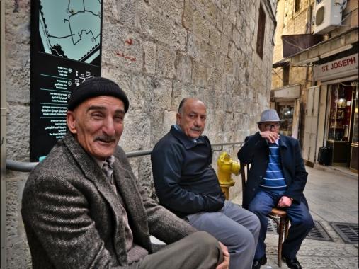 Commerçants - Jérusalem