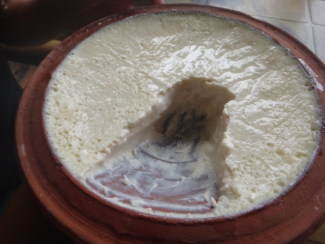 Yaourt de Bhaktapur, surement le meilleur yaourt au monde !