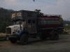 camion népalais, toujours très décoré