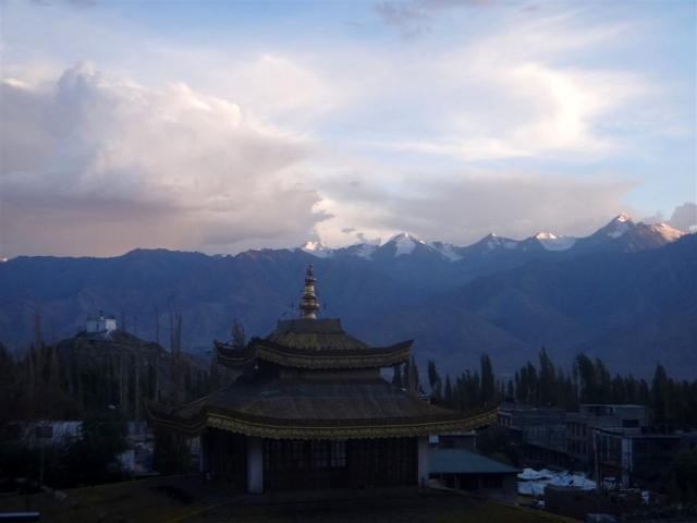Gompa (monastère) Soma à Leh