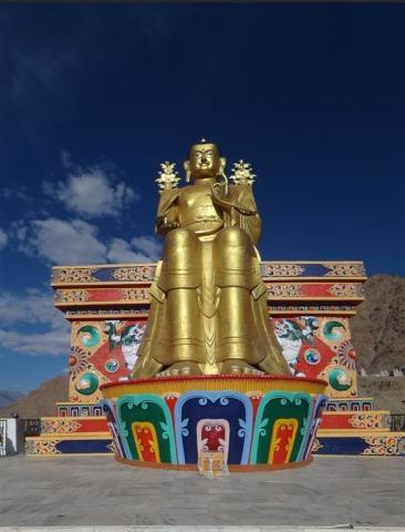 Bouddha maitreya ou Bouddha du futur.