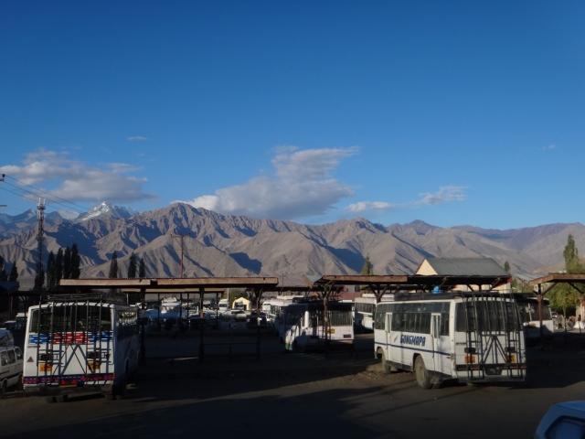 Gare routière de Leh