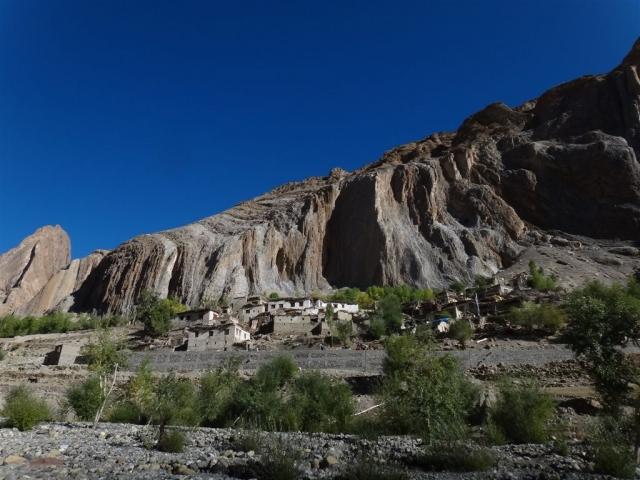 Village d'Hanupatta