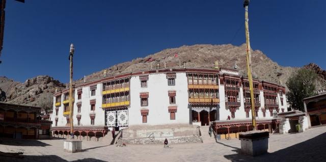 Monastère de Hemıs