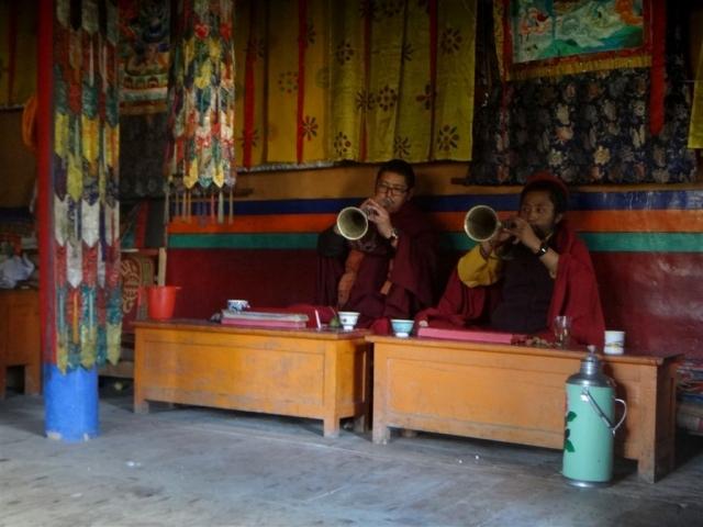 Centre de méditation de Lamayuru