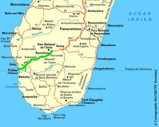 Carte Routiere Madagascar Gratuite.Ifaty Tulear Puis Parc Isalo Carnet De Route