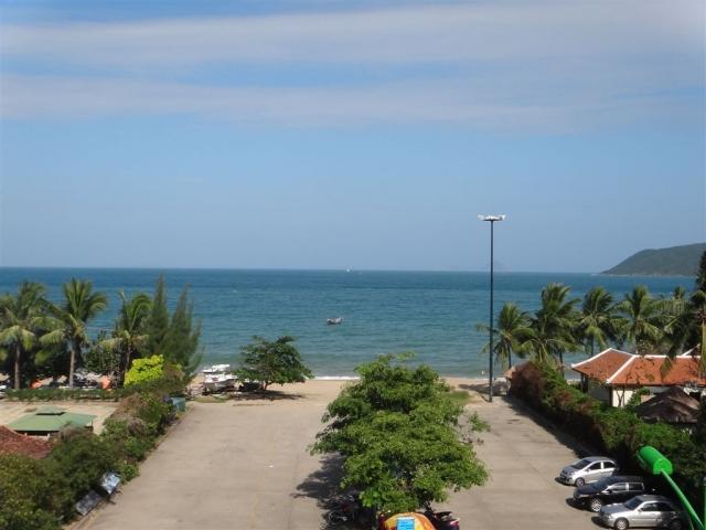 vue depuis l'hotel Tuyet Mai 2