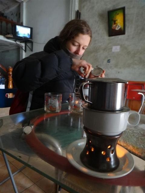 Café vietnamien Trung Nguyen