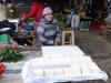 Tofu au marché de Cao Bang