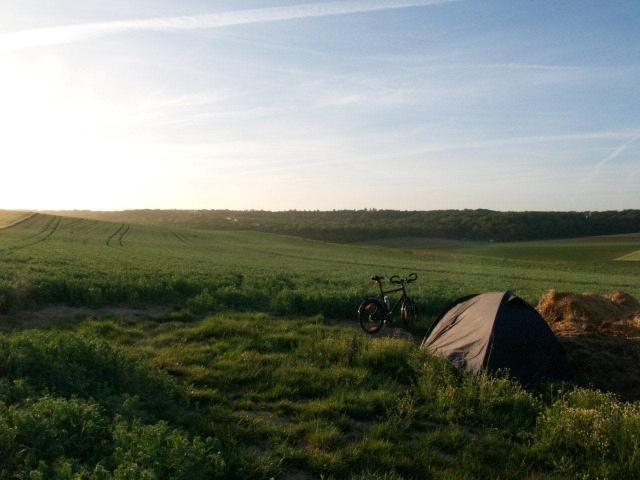 camping en Picardie