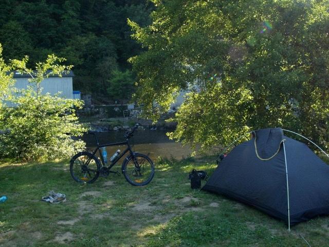 camping de beaufort à St Leonard-de-Noblat