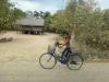 sur le chemin vers Phnom chisor
