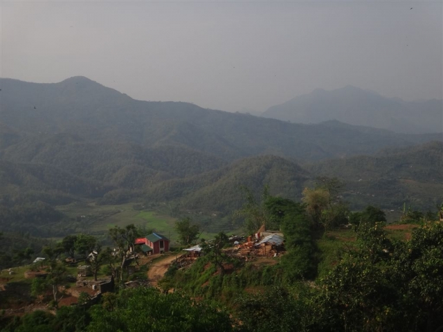 Vue de Bandipur