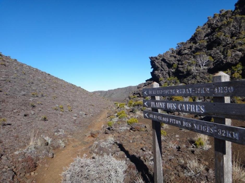 descente vers Bourg Murat