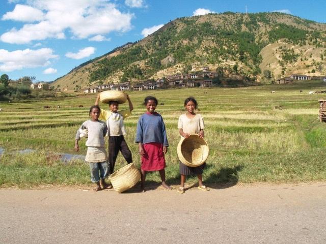 sur les routes malgaches