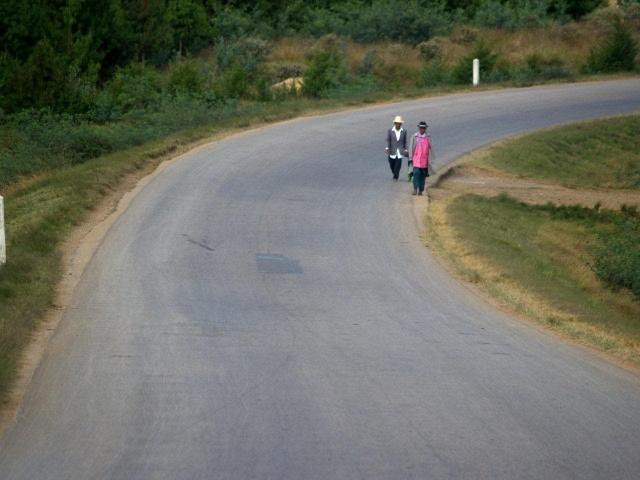 sur les routes de madagascar