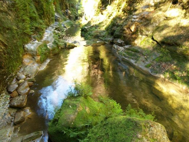 Piscine naturelle du Massif de l'Isalo