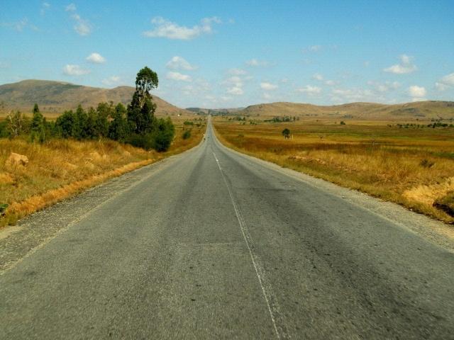 Vers Fianarantsoa puis Manakara