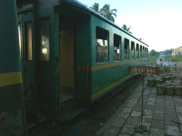 Le train FCE